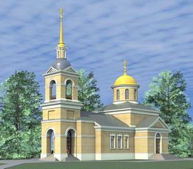 храм в иссе
